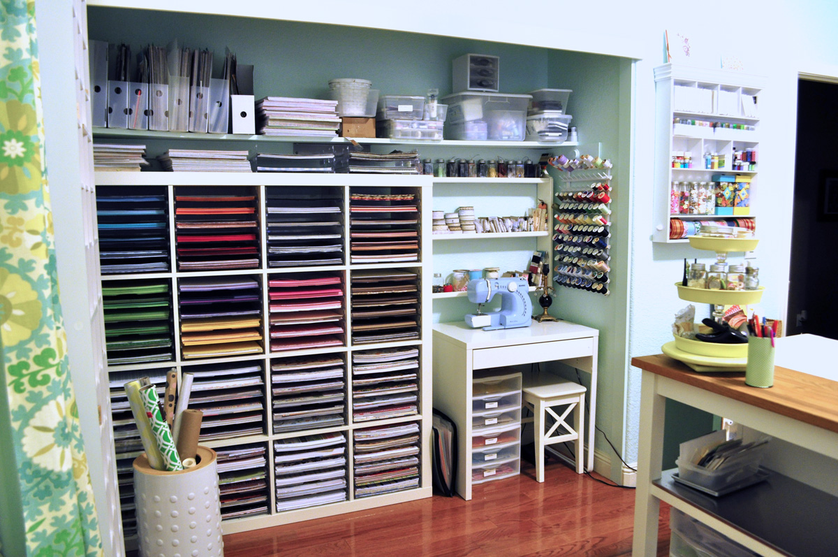 Hand to Paper: SCRAPBOOKING 24/7 AND MY CRAFT ROOM