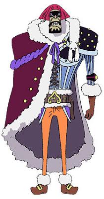 Musshuru One Piece