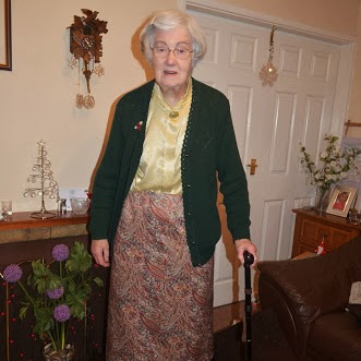 Skirt for my Gran