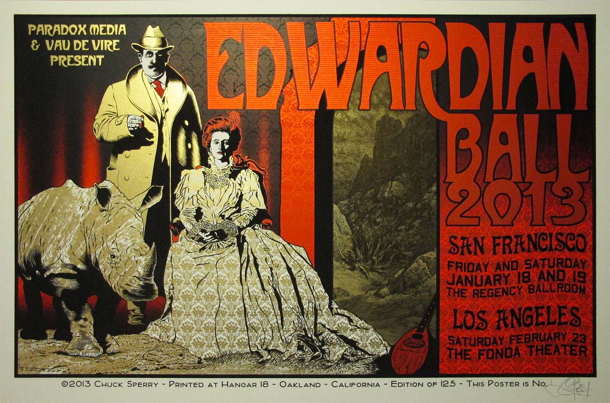 Edwardian Ball ... Edwardianball
