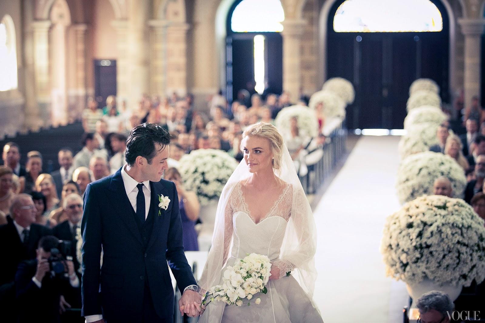 Celebrity Wedding Dresses Vogue 44