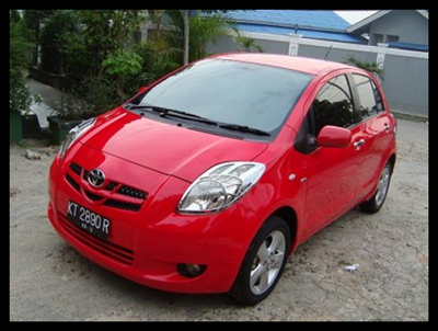 iklan bisnis samarinda dijual toyota yaris e 2007 m t. Black Bedroom Furniture Sets. Home Design Ideas