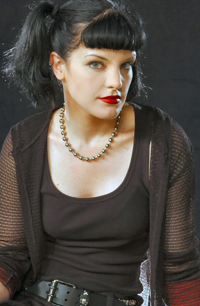 pauley perrette tattoos. pauley perrette and michael