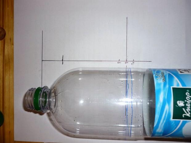Lampu Hias Lucu Dari Botol Bekas