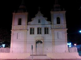 Igreja Matriz de Nossa Senhora d'Ajuda / Itaporanga - SE
