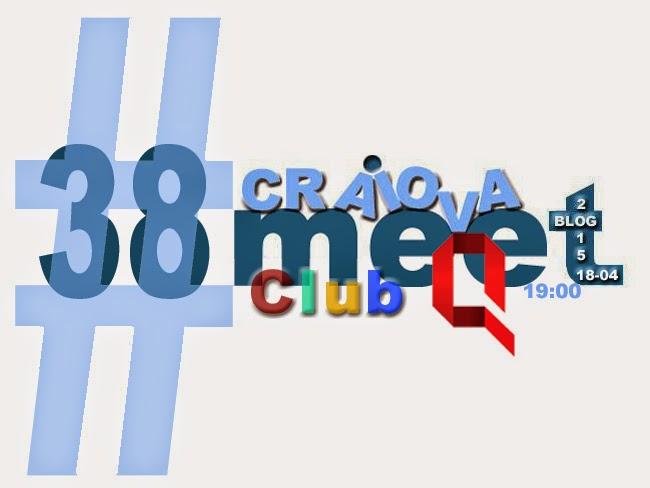 Hai la Craiova Blog Meet de Aprilie!