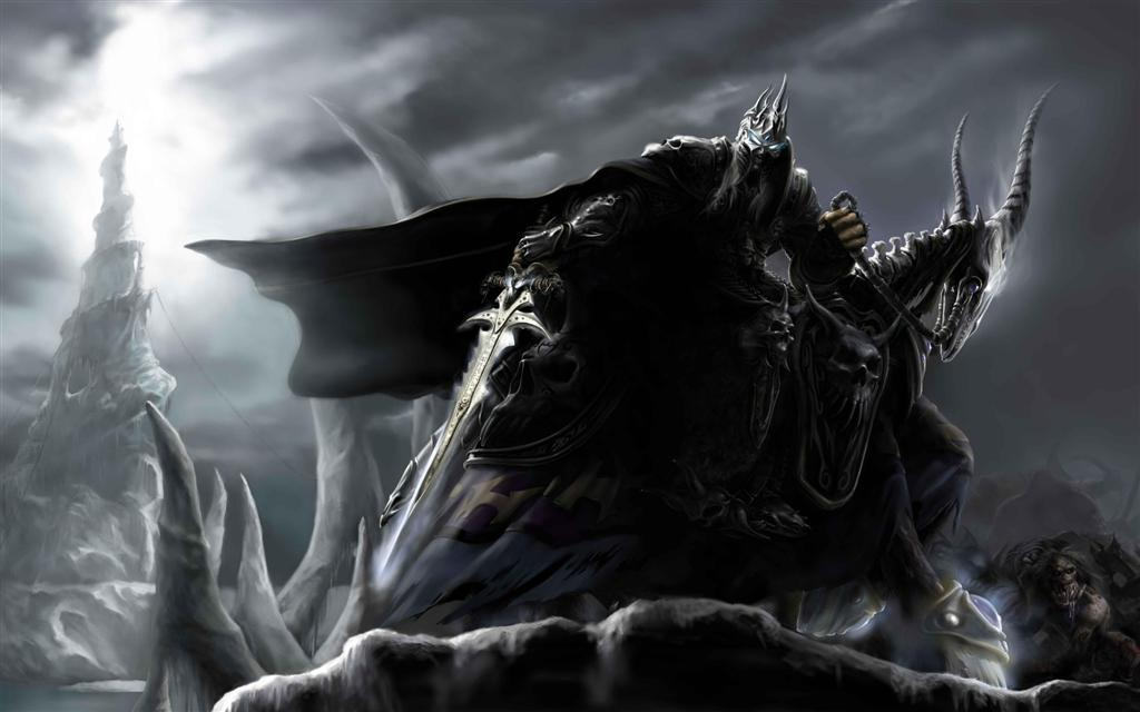 World of Warcraft HD & Widescreen Wallpaper 0.537974089560436