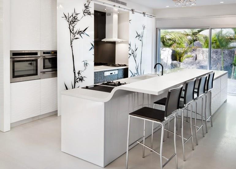 Amazing Unique Kitchen Countertops  Cozy Pinkbungalow