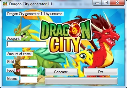 dragon login games
