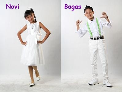Novi & Bagas (Idola Cilik 2013)