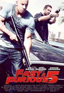 Quá Nhanh Quá Nguy Hiểm Phần 5 - Fast and Furious 5 (2011)