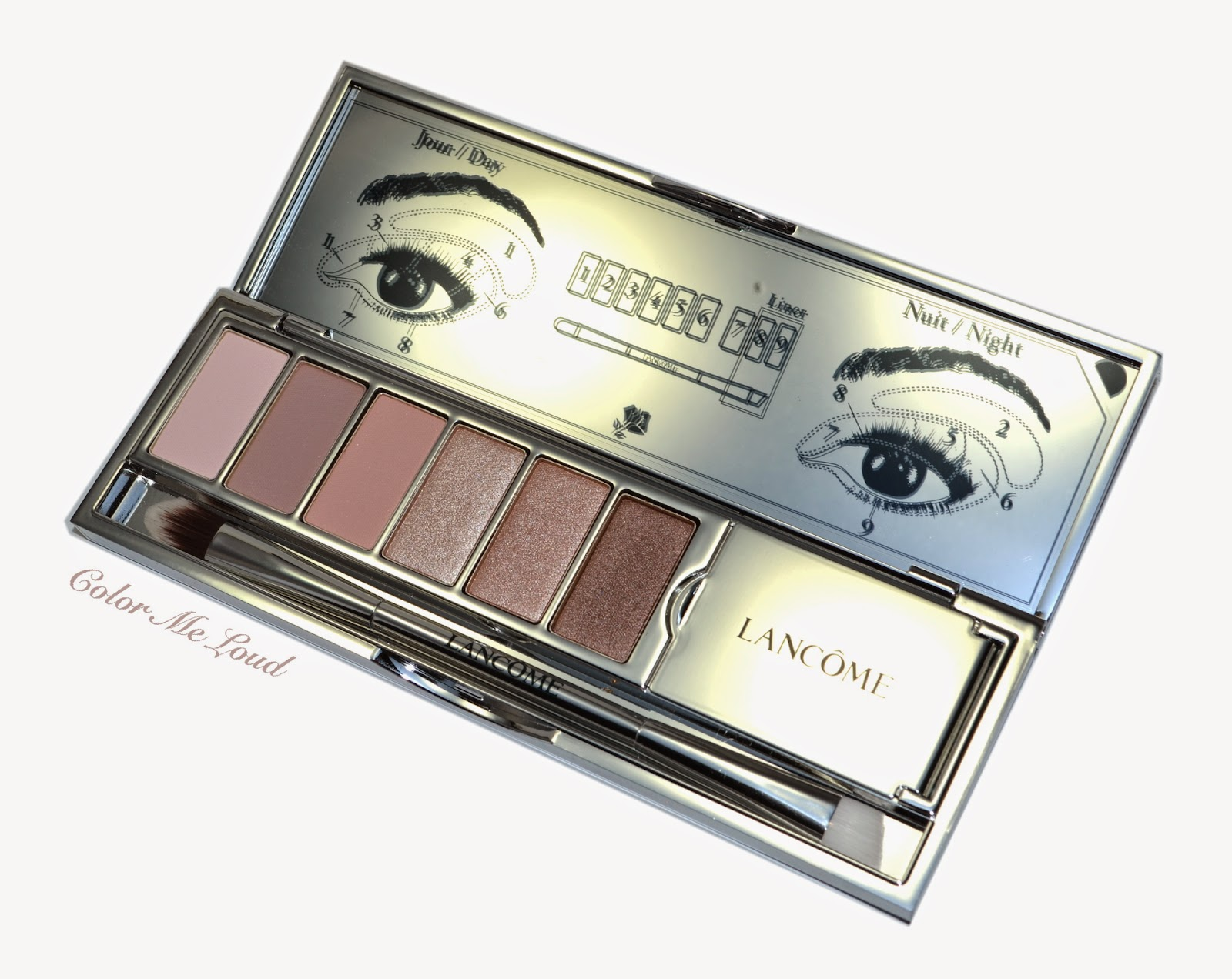 Lancôme My Paris Eye Shadow Palette Compact