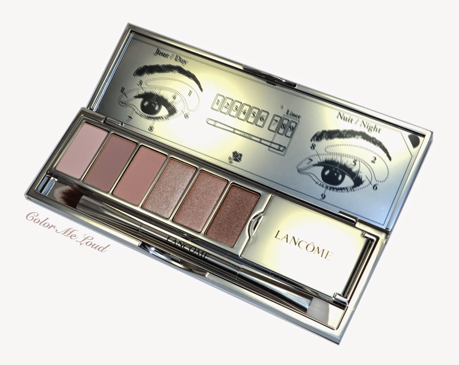 Lancôme My Paris Eye Shadow Palette Compact