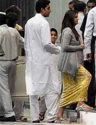 aishwarya rai delivary hospital