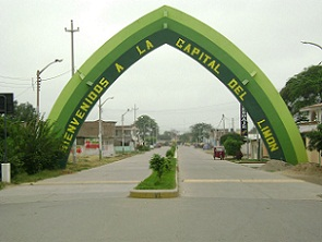 ARCO DE ENTRADA
