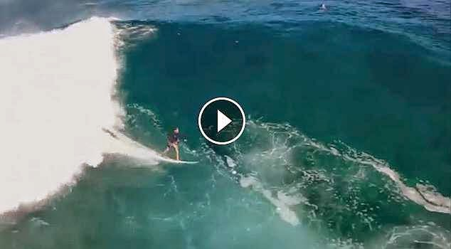 Drone videos of surfing - Best of 2014