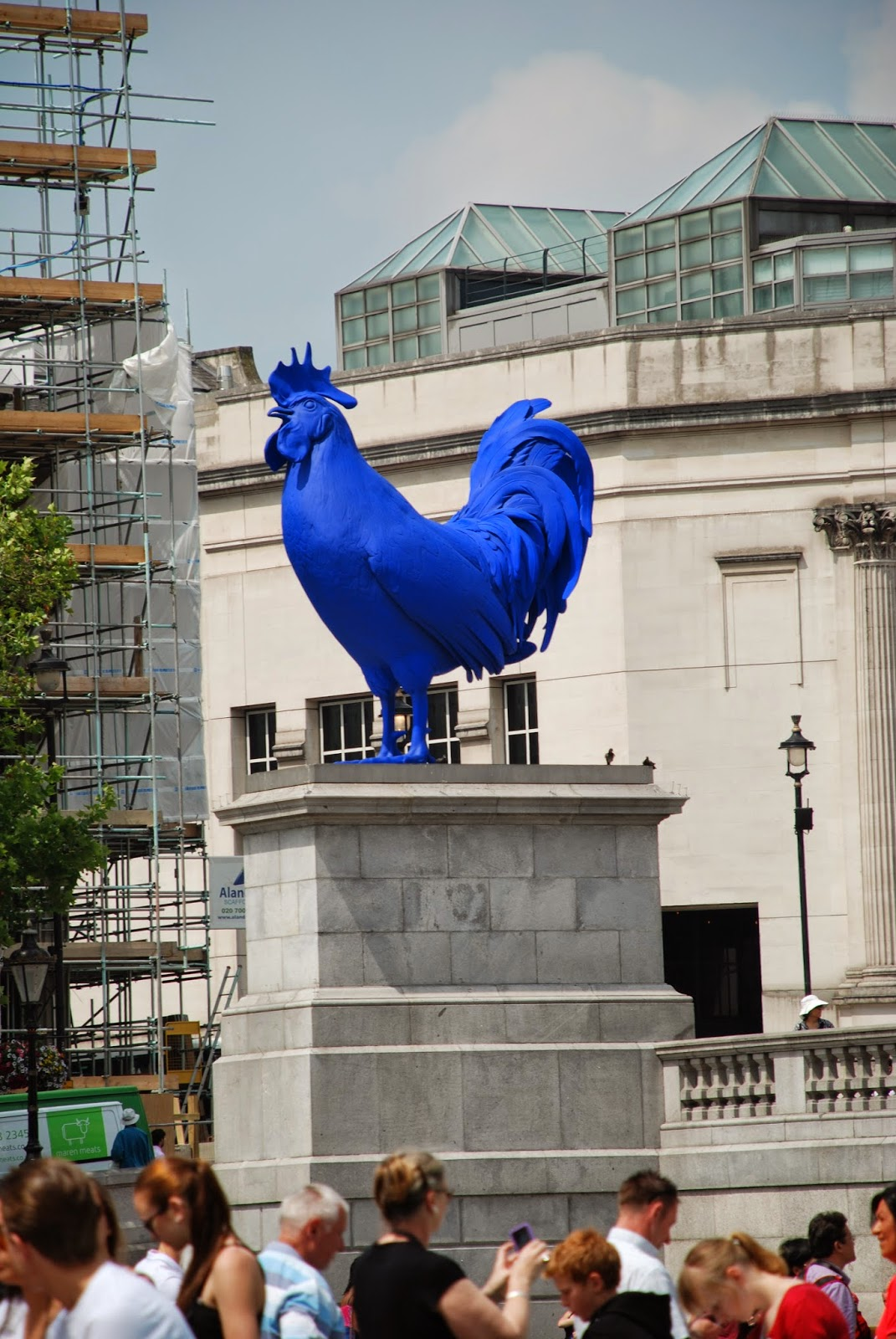 Fourth Plinth, Trafalgar Square