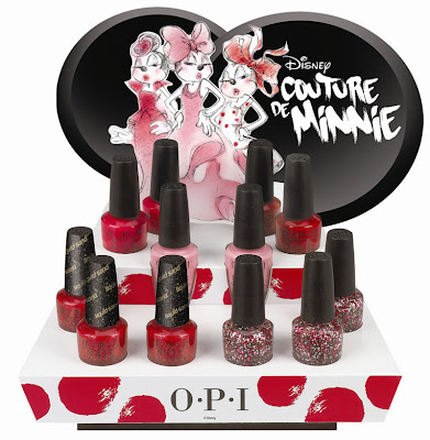 OPI Couture de Minnie Mouse