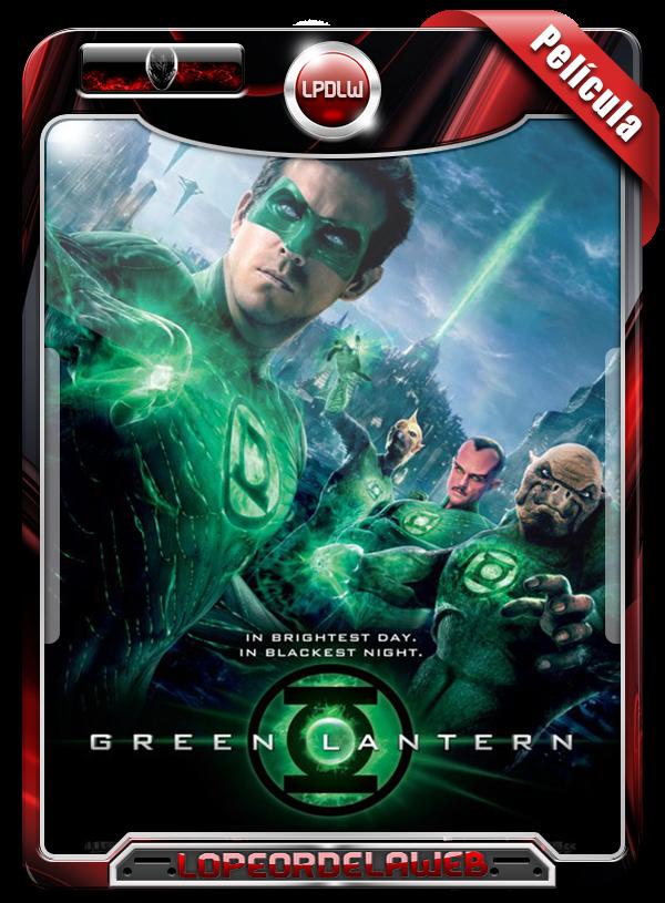 Green Lantern (2011) | Linterna Verde 720p [ligera] h264