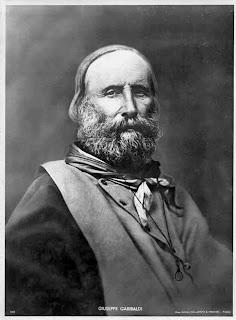 Gli albanesi sono eroi che si sono distinti in tutte le lotte contro la tirannide : Giuseppe Garibaldi