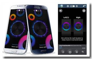 Samsung  Galaxy S4 Mini Group Play