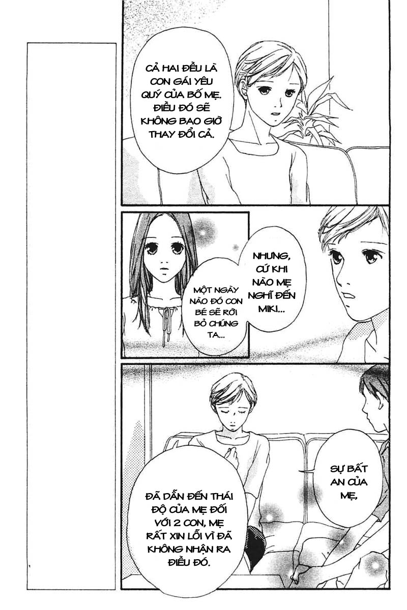 Watashi no Koibito chap 4 - Trang 28