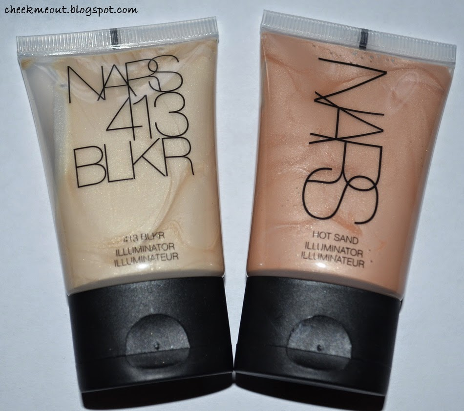 Today I wanted to show you two new additions to my ever growing NARS ...