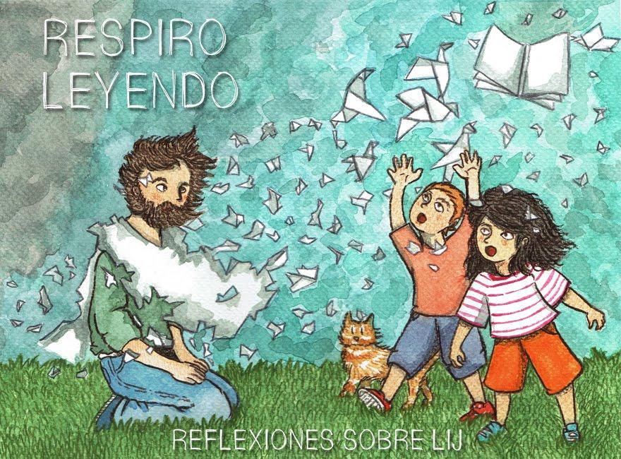 Visita RESPIRO LEYENDO