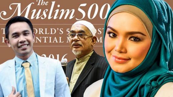 Siti Nurhaliza tersenarai dalam 500 Muslim paling berpengaruh dalam dunia