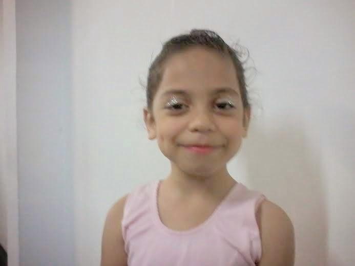 Minha filhinha Ana Julia
