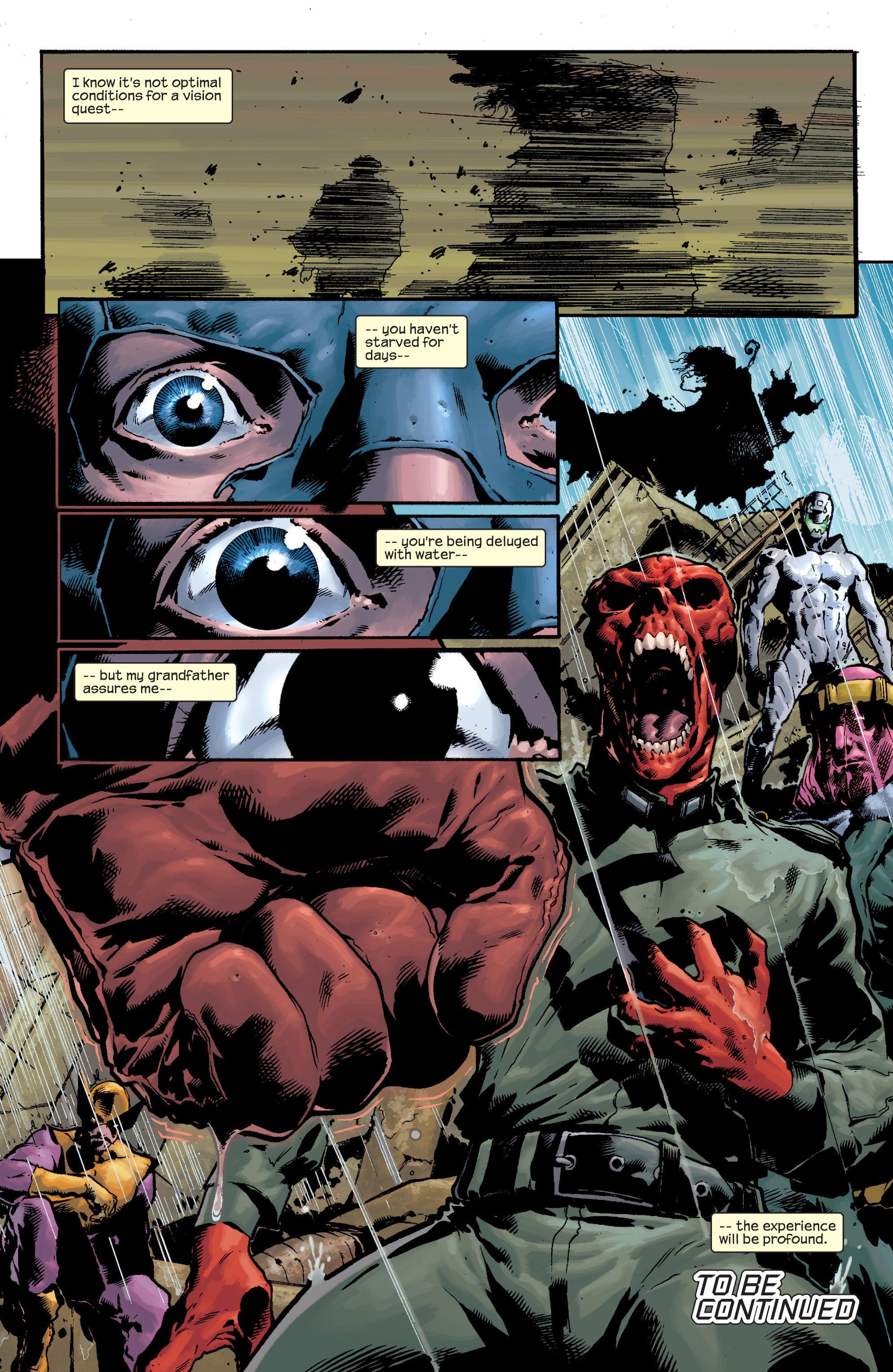 Captain America (2002) Issue #9 #10 - English 24