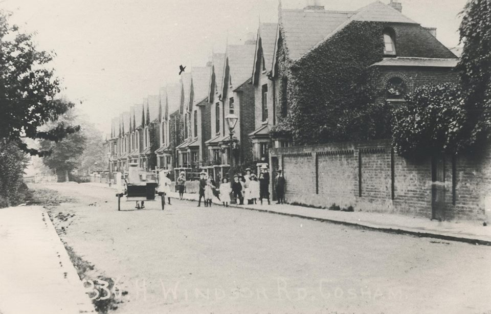 Windsor Road Cosham