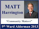 Matt Harrington for Aurora's 9th Ward Alderman 2013