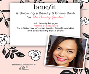 Join My Brow Bash