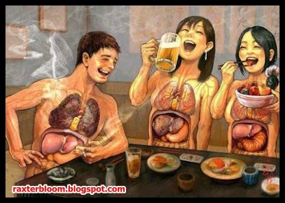 5 Macam Makanan yang Sehat untuk Perokok - raxterblom.blogspot.com