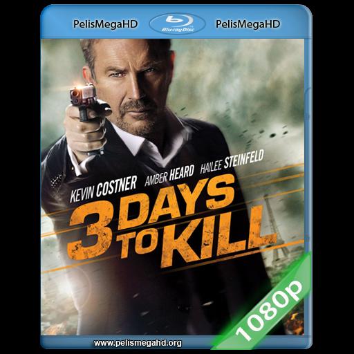 3 DÍAS PARA MATAR (2014) FULL 1080P HD MKV ESPAÑOL LATINO