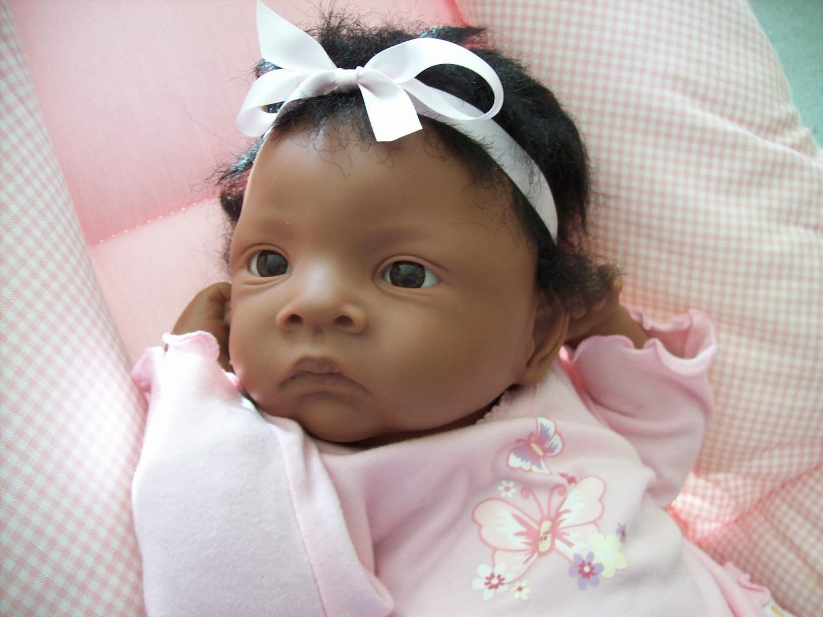 Ashton Drake Jasmine Doll Image