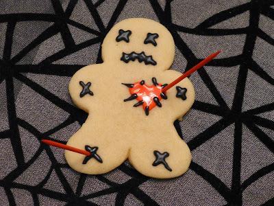 Voodoo Doll Cookie