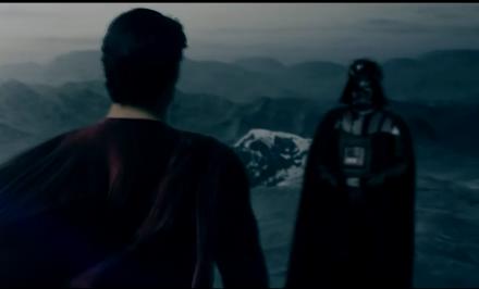 superman,dart vader