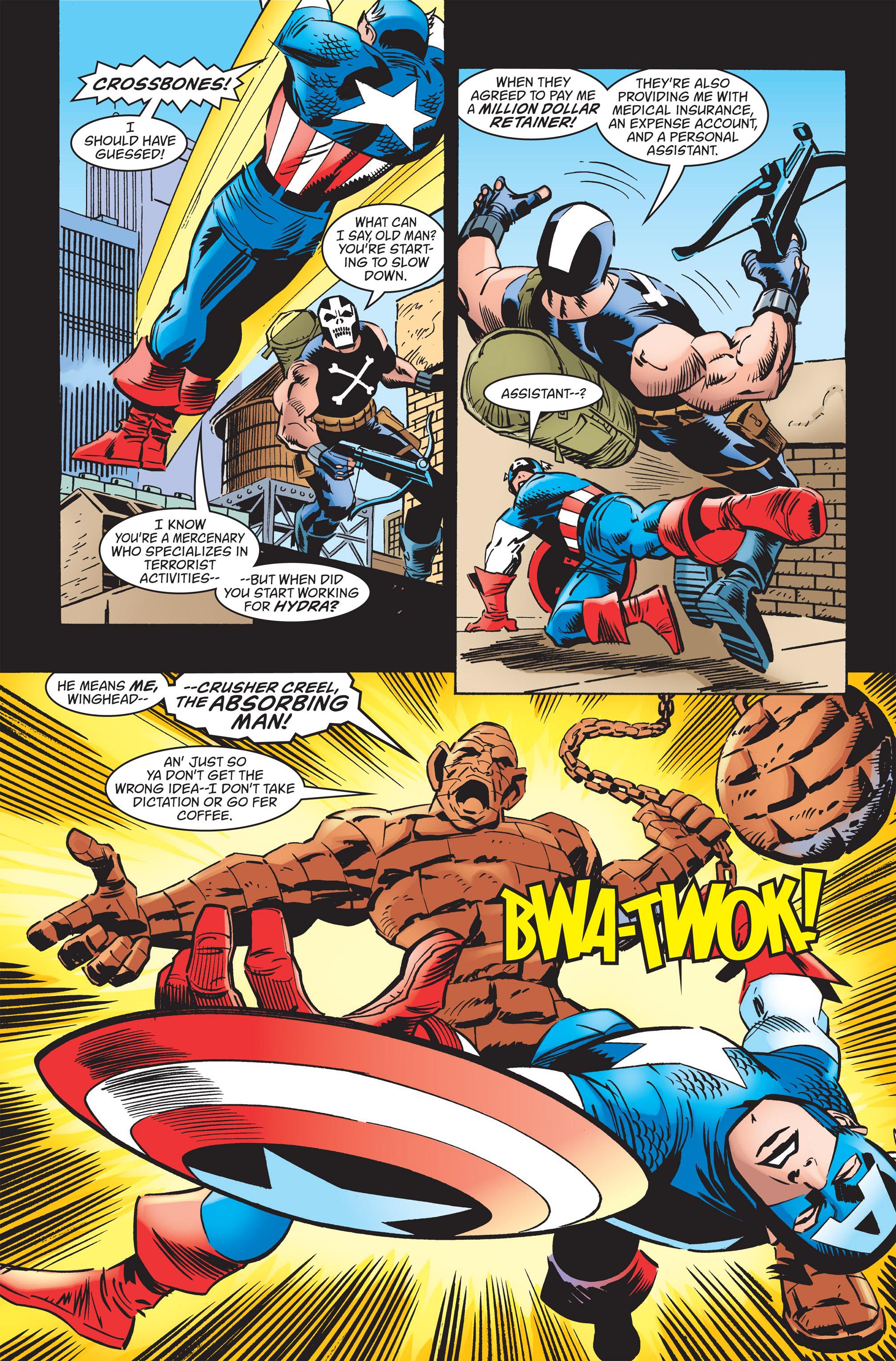 Captain America (1998) Issue #24 #30 - English 8