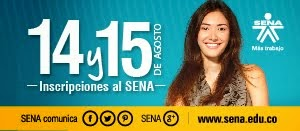 IV oferta educativa SENA 2014