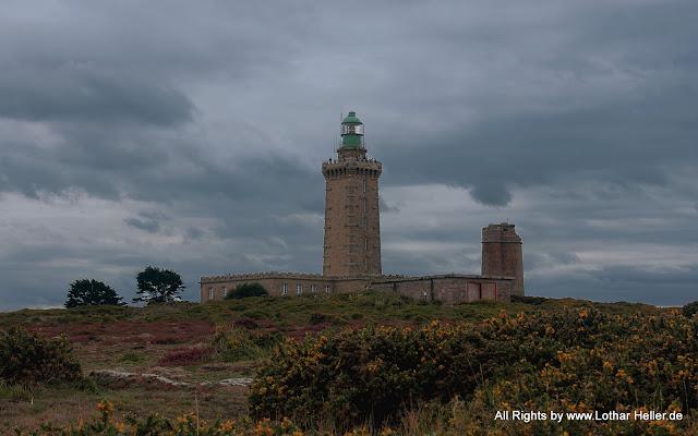 Bretagne Brittany Fare Leuchturm