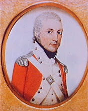 Captain Watkin Tench, Marine Corps,late 1780s, served on the First Fleet to Australia