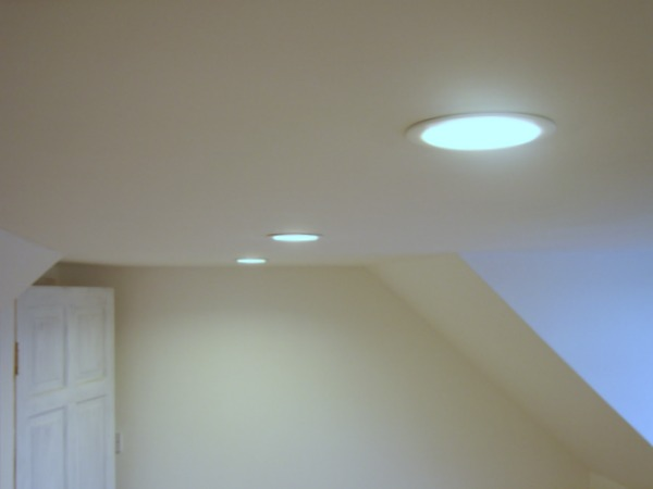Ikea recessed lighting LED Our Handmade Home