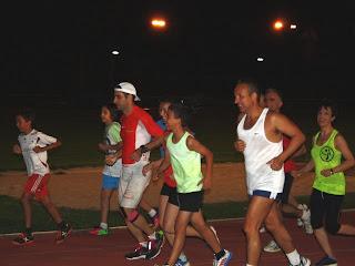 ZUMBA en segovia GIRATHON solidario 24h corriendo junto a David Mora
