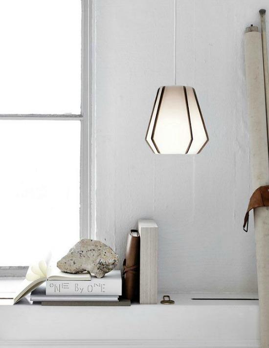 stylish lamp, soft light