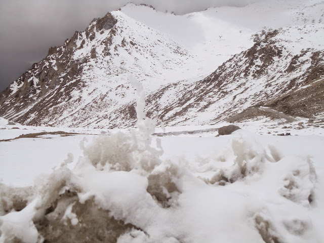 Ladakh, snow, Himalayas