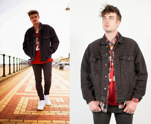The Vintage Scene, Lookbook, Levi's, Vintage