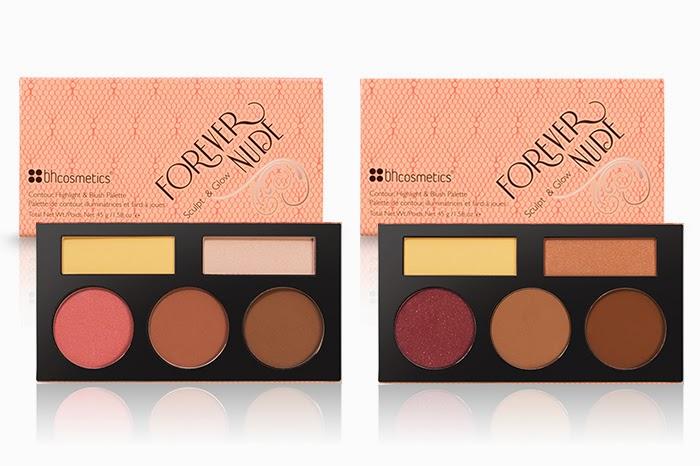 Forever Nude Bh Cosmetics Original Paleta Completa Oferta
