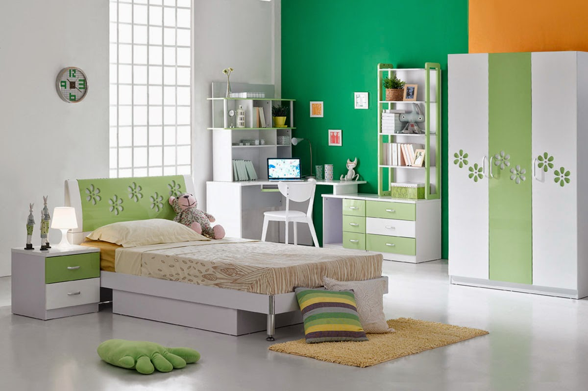 modern and latest kids bedrooms